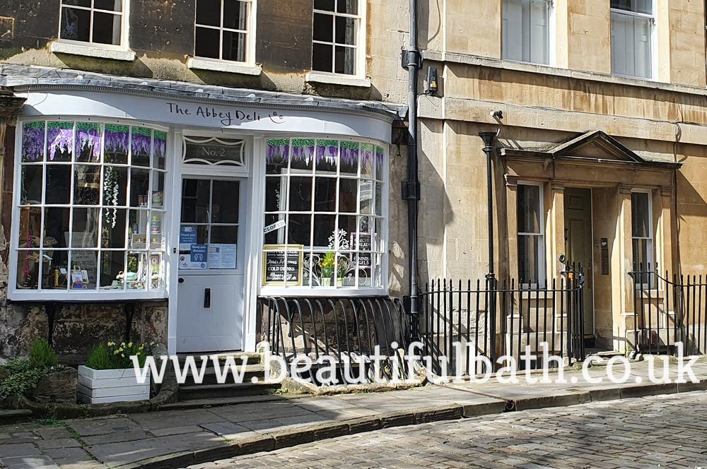 Abbey Green, Bath - Bridgerton locations