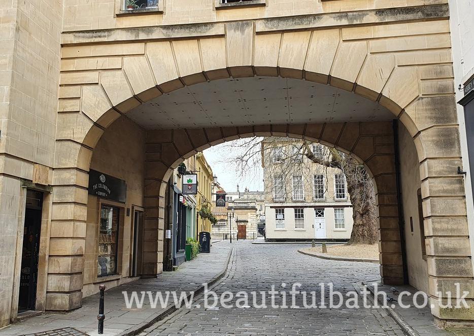 Abbey Gate Street, Bath