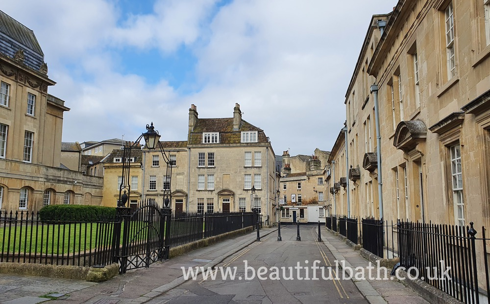 Beauford Square, Bath