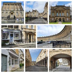 Bridgerton locations, Bath
