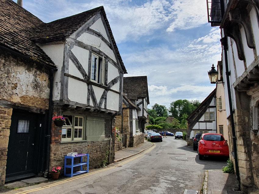Lacock street