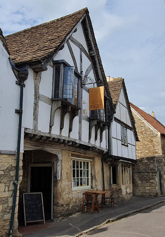 Sign of the Angel, Lacock